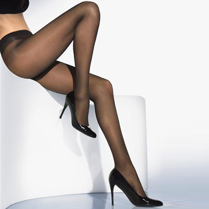 Wolford  Perfectly 30 (musta)