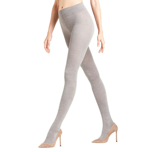 Falke Softmerino sukkahousu light grey
