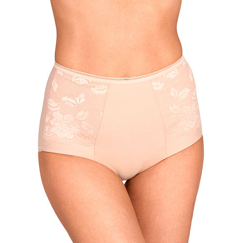 Miss Mary Lovely Lace 4105 trosgördel beige